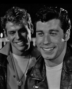 Zuko and Kenickie...my fav movie bromance!