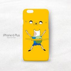 Adventure Time Bro Hug iPhone 6 6s Plus Cover Case