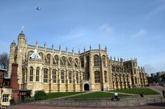 The church is often at the heart of royal events, with the Windsors gathering there each y...