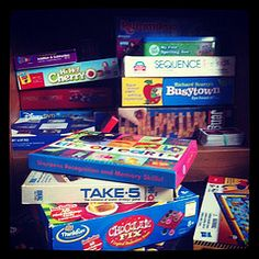 Family Game Night. Many parents of young children think a Family Game Night has to include long painful boring children's games like Candy Land and Chutes & Ladders. Click through for a list of family friendly games that are fun for adults and children alike. What is your favorite educational game? I'd love to grow our collection!