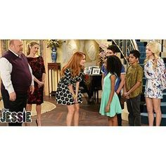 Did you watch the last episode of Jessie?