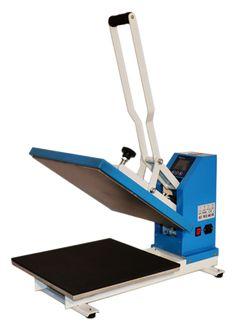 Prasa transferowa 38x38cm Heat Press, Nowy Model - Materiały i akcesoria do sublimacji i termotransferu