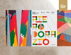 """Check out this @Behance project: """"Piero Dorazio - Spazio e utopia del colore"""" https://www.behance.net/gallery/56398409/Piero-Dorazio-Spazio-e-utopia-del-colore"""