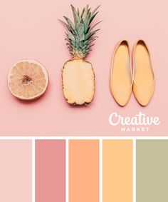 15 Downloadable Pastel Color Palettes For Summer ~ Creative Market Blog