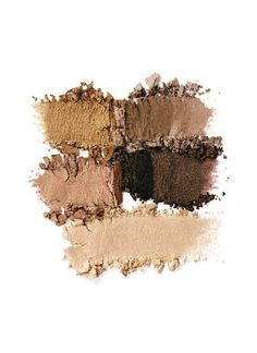 Perfect palette of eye shadow.