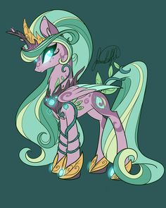 Princess Gaia, the Life Warder by JaDeDJynX