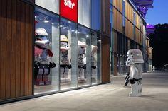 Life-Size LEGO Star Wars Toys Invasion Series 9