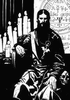 Rasputin by Mike Mignola *