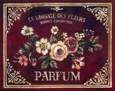Marsala Art for Sale Marsala Prints at FulcrumGallery Vintage Diy, Vintage Labels, Vintage Ephemera, Vintage Images, Shades Of Burgundy, Burgundy And Gold, Burgundy Wine, Perfumes Vintage, Etiquette Vintage