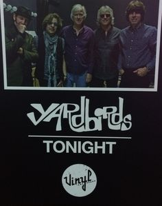 YARDBIRDS 2017 TOUR @ HARD ROCK