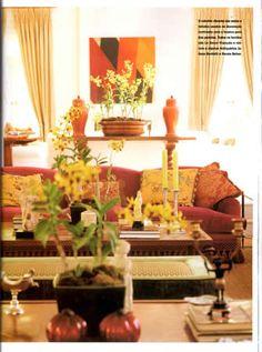 Projetos Sig Bergamin.  Casa Vogue jan/01