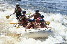 White water rafting!! DONE Ottawa 2013! Ottawa river x 2. DONE again.. Jasper, Alberta 2015