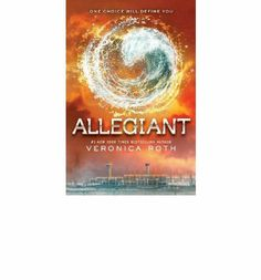 Allegiant (Divergent Series by Veronica Roth. The explosive conclusion to Veronica Roth's New York Times bestselling Divergent trilogy reveals the secrets of the dystopian world that has captivated millions of readers in Divergent and Insurgent. Tris Prior, Divergent Book 3, Allegiant Divergent, Insurgent Quotes, Divergent Quotes, Ya Books, I Love Books, Great Books, Books To Read In Your Teens