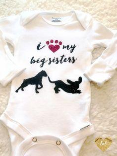 Dachshund Love Baby Newborn Crawling Clothes Sleeveless Onesie Romper Jumpsuit Black