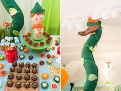 Nós adoramos que as festinhas da Minimimo sempre trazem temas lúdicos e decorações com charme homemade! O aniversário de 1 ano do João não foi diferente. A