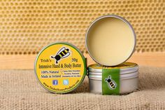 Trish's Intensive Hand &Body Butter