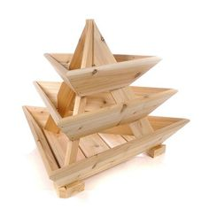 Have to have it. Smart Carts 3 Level Plant Pyramid $159.99