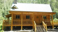 Off Grid Cabin in Eagle County Colorado. Resource Energy Group