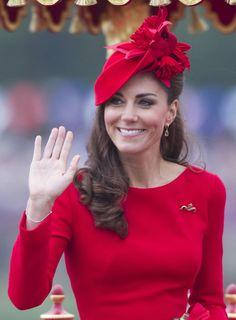 Kate Middleton's Hats | POPSUGAR Fashion