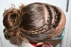 Hairstyles for Girls: Cute Tween Hair Twists | Hairstyles, Braids and Hair Style Ideas | Cute Girls Hairstyles