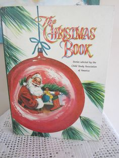 The Christmas Book Whitman Publishing Co. 1954 by myfancies