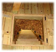 Stairs for a Tree House – Tree House Accessories