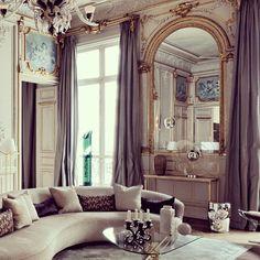 Dreaming of Paris (apartments) #interiordesign