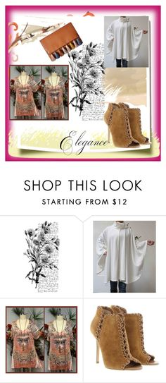 """""""& Comfy Plus & 6/II"""" by nura-akane ❤ liked on Polyvore featuring Pennyblack, Michael Kors and Rebecca Minkoff"""