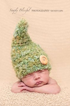 Photo By Simply Blissful Photography Gnome hat by Propwisebabies
