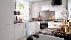 Kuchyňa Family Line od Black Red White #kuchyna #kitchen #blackredwhite #white