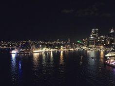 The Opera and CBD view from the Sydney Harbour Bridge on NYE.  ###sydney #kirribilli #opera #operahouse #bridge #sydneyharbour #sydneyharbourbridge #fireworks #nye #happynewyear #nsw #aus #australia #wanderlust #travelgram #tlpicks #instapassport #instatravel #igers #vsco #vscocam #bestofvsco #bestoftheday #photooftheday #ilovesydney #cbd #lights #night by anotherwanderluster http://ift.tt/1NRMbNv