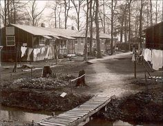 Rohwer Arkansas Internment Camp