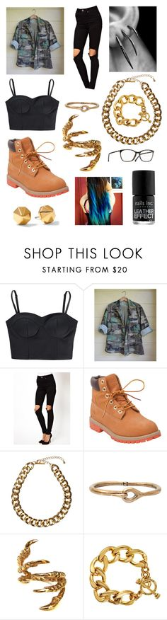 """""""Untitled #9"""" by rania-horan ❤ liked on Polyvore featuring adidas NEO, ASOS, Timberland, Club Manhattan, Rebecca Minkoff, Acne Studios, Tessa Metcalfe and Juicy Couture"""
