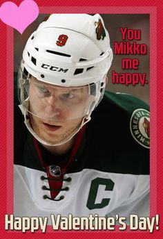 A Wild Valentine's Day - Minnesota Wild - Blogs