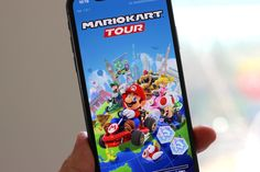 Nintendo's Mario Kart mobile game finally getting real-time multiplayer Mario Kart Games, Application Iphone, Nintendo, Ios, October 27, Hack Online, Mobile Game, Cheating, Your Cards