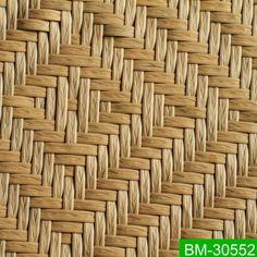 Popular Weaving Pattern Rattan Interior Wall Paneling $1.5~$2.99