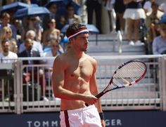 The launch of Rafael Nadal as the face of Tommy Hilfiger Bold; exclusive to The Fragrance Shop. Tommy Hilfiger Perfume, Tennis Match, Rafael Nadal, Tennis Racket, Fragrance, Product Launch, Face, Model, Shopping