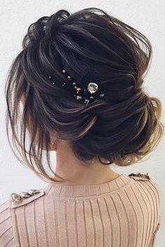 Bridal Hairstyles : 36 Greek Wedding Hairstyles For The Divine Brides greek wedding hairstyles s