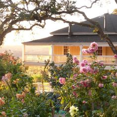 America's Best Bed and Breakfasts : Beltane Ranch; Glen Ellen, CA