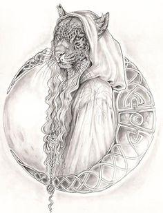 Fantasy & Sci fi art by Anastasia Korochansckaja