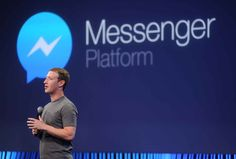 """Greater than a billion folks presently use Messenger. Yup, that's billion with a """"b."""" As Mark Zuckerberg mentioned on this week's Fb earnings name, """"Between Messenger and WhatsApp, I believe we're … Facebook Messenger, Facebook News, For Facebook, Facebook Marketing, Latest Facebook, Media Marketing, Online Marketing, Digital Marketing, Steve Jobs"""