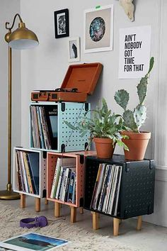 ARTS THREAD X UO Make It Modular Storage Unit - Urban Outfitters Designed by Gustavo Quintana-Kennedy (Guatemala City)