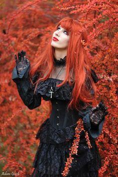 . I shall call her Autumn.
