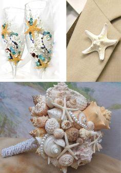 Starfish Wedding Theme Ideas