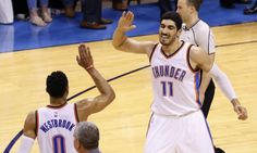Enes Kanter ethered Skip Bayless after Game 1 win = After the Western Conference Finals matchup between the Golden State Warriors and Oklahoma City Thunder was known, Skip Bayless made a bold prediction that seemed a bit off base.....