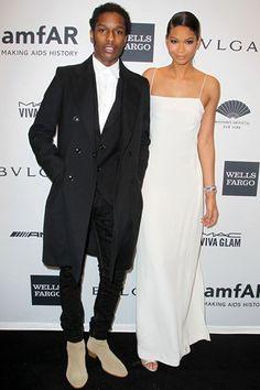 Chanel Iman ASAP Rocky Engaged? – Rumours (Vogue.com UK)