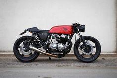 Honda CB 750 cc Cafe Racer MC