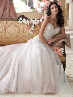 Syle 114270 has a beautiful coloured underskirt