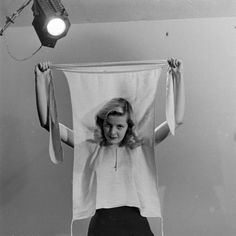 "Very simple zero-waste blouse! From Life Magazine's ""Wrapped Cloth"" series."