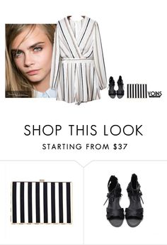 """""""Yoins - playsuit"""" by blueeyed-dreamer ❤ liked on Polyvore"""